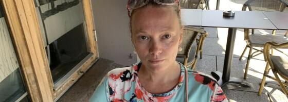 Image: Marianne (46) har spilt bort alt hun eier