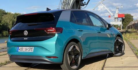 Image: VW ID.3 endelig testet