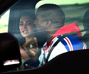 Image: Kanyes nervepirrende skjebneuke