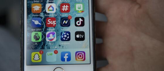 Image: «Hadde appene på telefonen min lyttet til samtalen vår?»