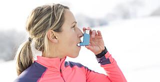 Image: Ny studie: Astmamedisin gir treningseffekt