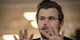 Image: Carlsen knuste Ding igjen