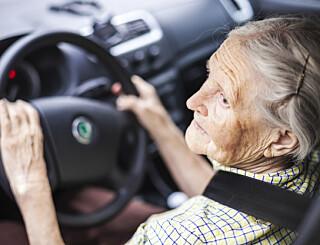Image: - Jo eldre du er, jo nyere bil bør du ha