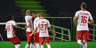 Image: Overrasket: Til Champions League-semifinale