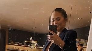 Image: Røper babynyhet i musikkvideo