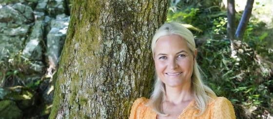 Image: Kronprinsesse Mette-Marit fyller 47 år
