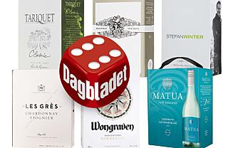 Image: Polets beste hvite pappvin