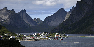 Image: Sjokktall for reiselivet