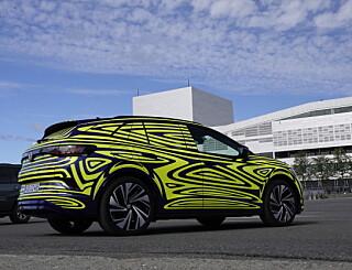 Image: Hva gjør VW ID.4 i Oslo?