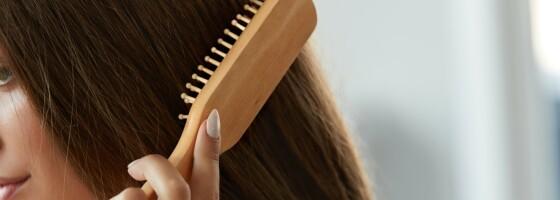 Image: Tar du vare på hårbørsten din?