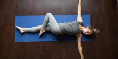 Image: Superøvelsen som gjør underverker for nakke, skuldre og rygg!