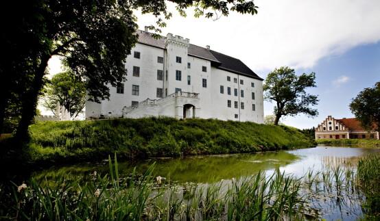 Image: Usikker framtid for norsk-dansk slott