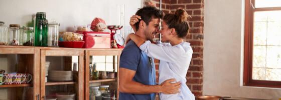 Image: Dette gjør lykkelige par - hver eneste dag
