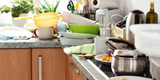 Image: Krangel om husarbeid? Fem råd
