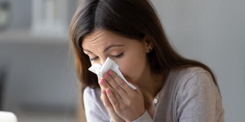 Image: Forkjølelses-symptomene du skal reagere på