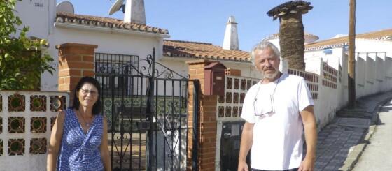 Image: Dette huset har vært okkupert i ett år