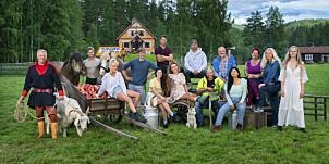 Image: Avlyste bryllupet - ble med på «Farmen»