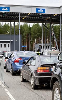 Image: Tolletaten med klar beskjed til nordmenn