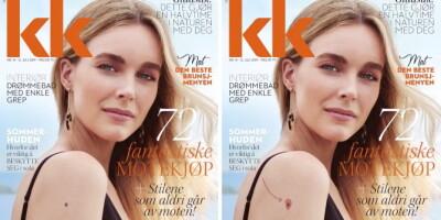 Image: KK vant årets magasinforside