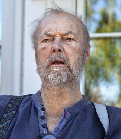Image: Kona døde - leste inn sin nekrolog