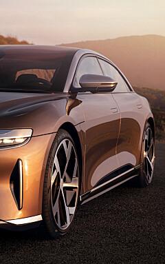 Image: Lansert i natt: Rett i strupen på Tesla