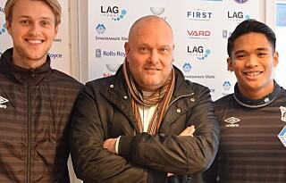 Image: Norske fotball-agenters metoder