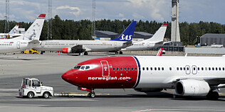 Image: Norwegian permitterer ansatte