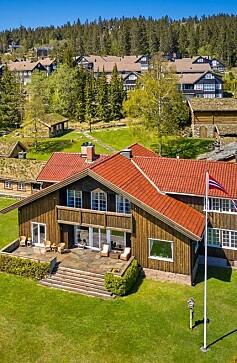 Image: Selger en av Norges dyreste boliger