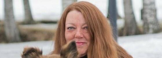 Image: Lisbeth var bare 43 år da hun fikk sitt første hjerteinfarkt