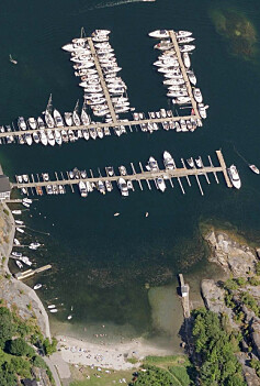 Image: Gir bort strandperle - én hake
