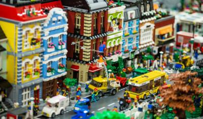 Image: Lego blir aldri som før
