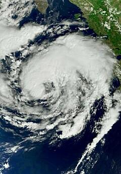 Image: Storstorm har truffet Hellas