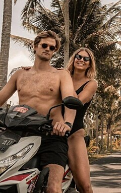 Image: Maja og Stefan trosser alle reiseråd