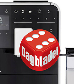 Image: Espresso-maskiner: - Virkelig god!