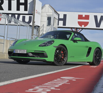 Image: Test: Hvorfor, Porsche?