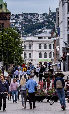Image: Helsebyråd i Oslo ber folk skjerpe seg