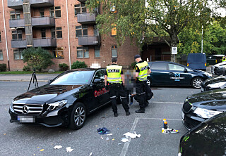 Image: Gutt påkjørt i Oslo