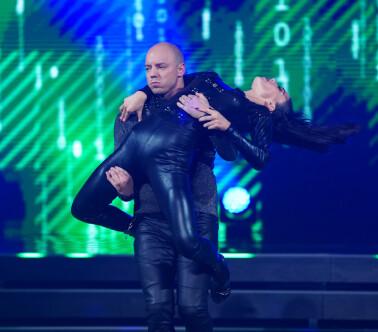 Image: Ute av dansen