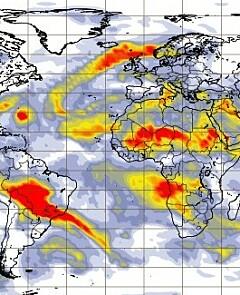 Image: Nå velter USA-røyken inn