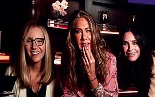 Image: «Friends»-trio overrasket