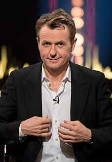 Image: Tar over for Skavlan