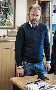 Image: Ordførerens firma tapte over 90 prosent