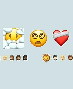 Image: Emoji-slipp: Dette kommer