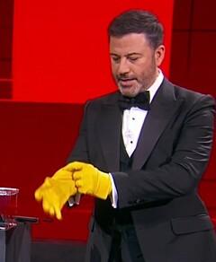 Image: Katastrofetall for Emmy-utdelingen