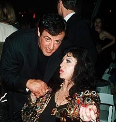 Image: Jackie Stallone er død