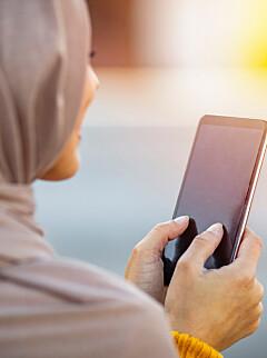 Image: Kalte muslimer «hijabhorer» - dømt