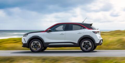Image: Fullelektrisk SUV fra Opel offisiell
