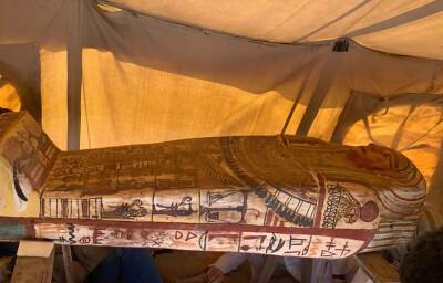 Image: Oppsiktsvekkende funn i Egypt