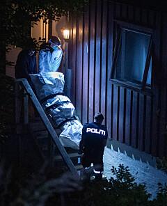 Image: Vitne: Mannen hadde øks