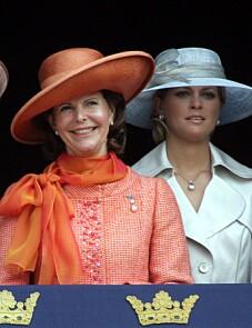 Image: Slår tilbake mot dronningen